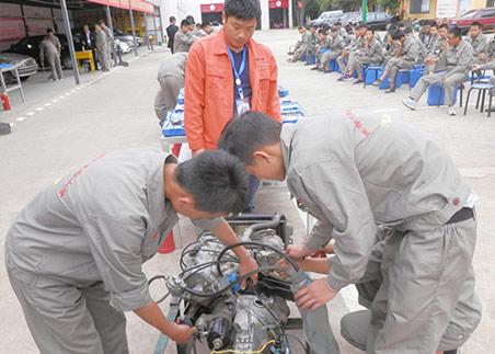 机电一体化维修班