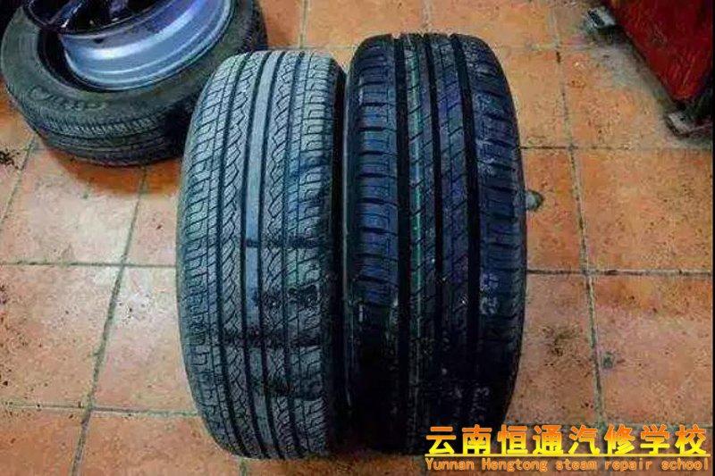 你能正确区分宽轮胎和窄轮胎之间的区别吗?